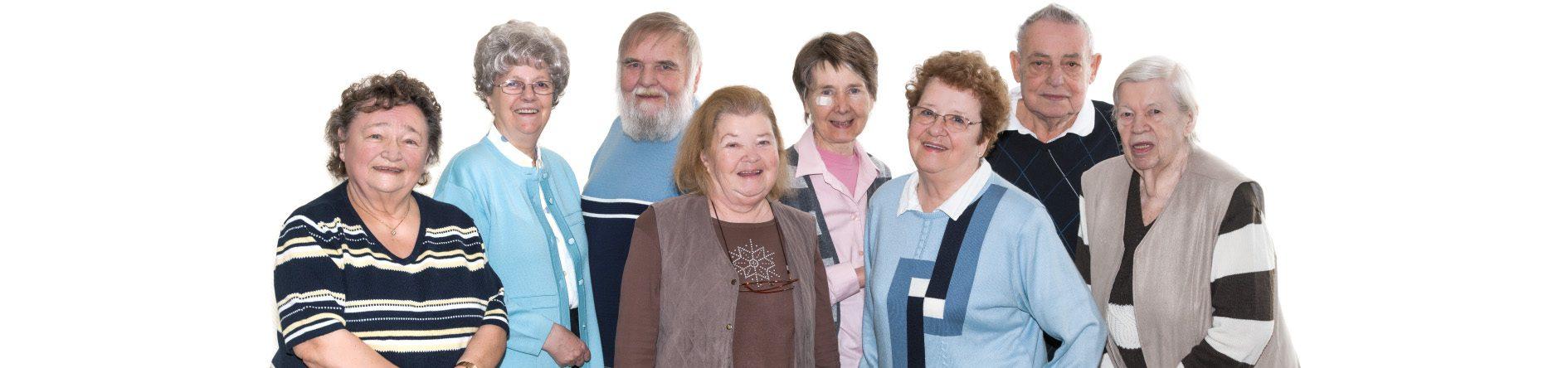 Wir gestalten die Freizeit von Senioren - Damit auch Sie aktiv mit Spaß & Freude am Leben teilhaben können!